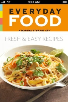 MARTHA STEWART EVERYDAY FOOD