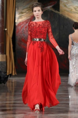 16- Nabil Younes - Glamour Collection -Rome -SS 15