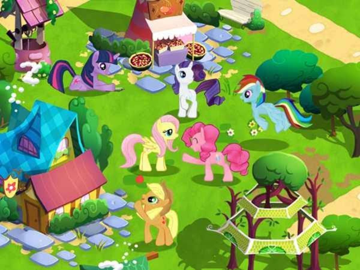MY LITTLE PONY – FRIENDSHIP IS MAGIC