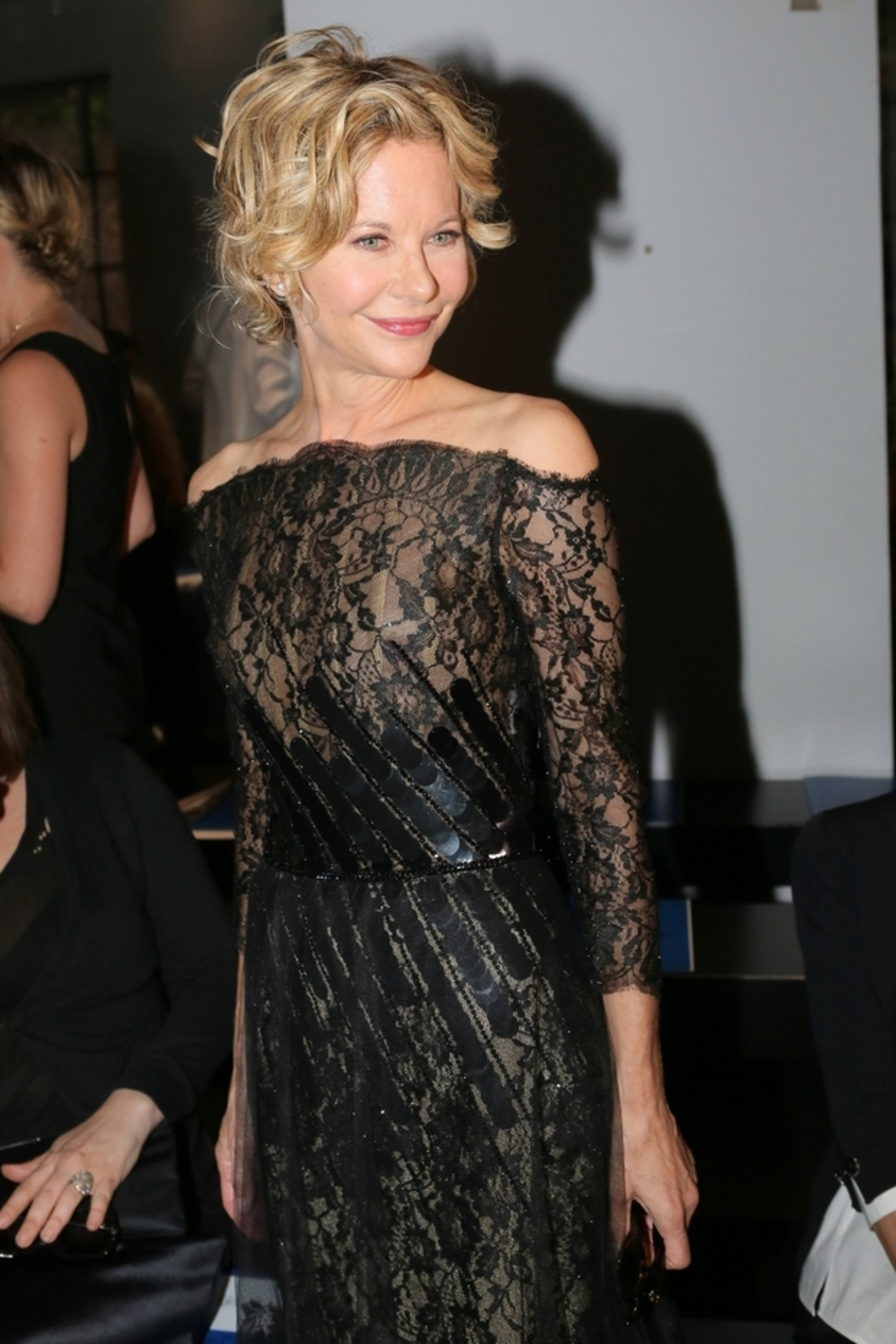 Meg Ryan in Chakra dress 2