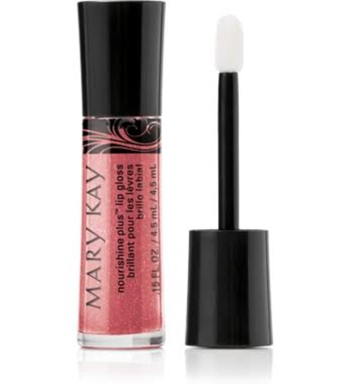 MARY KAY NOURISHINE PLUS IN PINK LUSTER