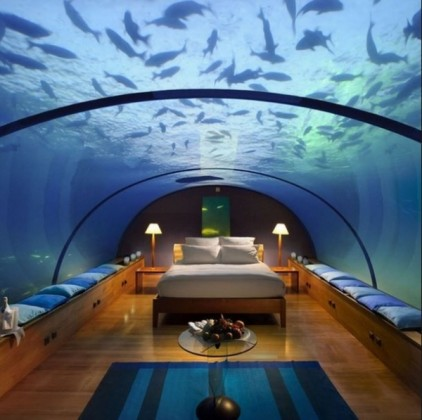 فندق Jules' Undersea Lodge في فلوريدا
