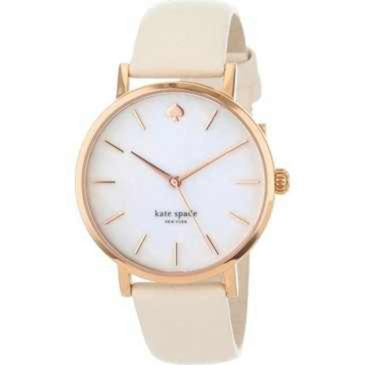 KATE SPADE NEW YORK CLASSIC METRO WATCH: