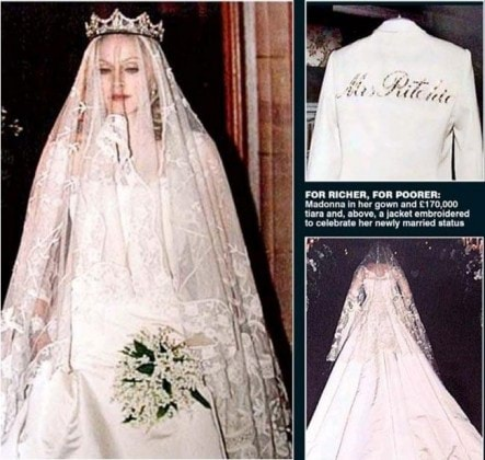 Madonna-Wedding-Dress
