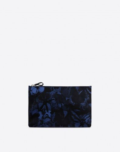 Valentino-Blue-Camu-Butterfly-Tote-Bag