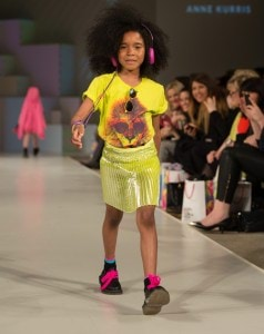 Global Kids Fashion Week SS13 Public Show In Aid Of Kids Company - Front Row & Show