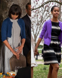 When-Malia-Took-Mom-Advice-Wore-Cardigan-Over-Her-Dress