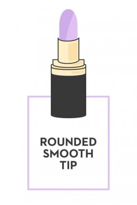 ROUNDED SMOOTH TIP
