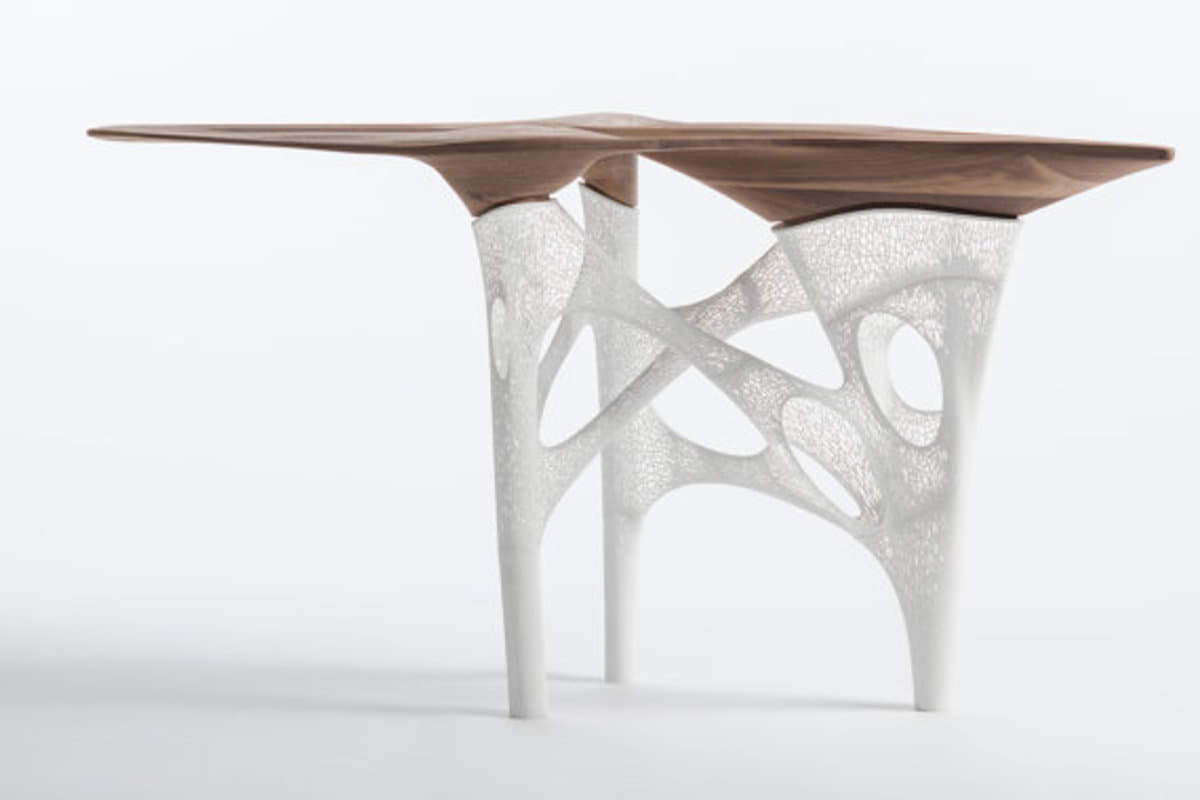 طاولة ALEKSASTUDIO WALNUT