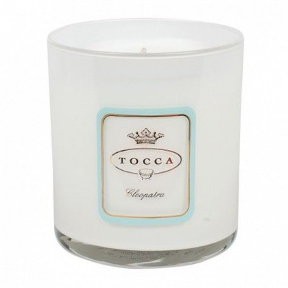 Tocca Beauty's Scented Candle in Cleopatra