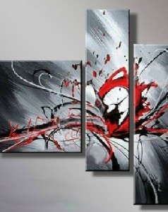 Huge-5-Piece-Abstract-Oil-Painting-Canvas-Modern-Home-Decor-Art-Living-Room-Decor-Handpainted-Picture