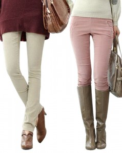 2014-spring-casual-pencil-pants-corduroy-women-s-trousers-all-match-skinny-pants