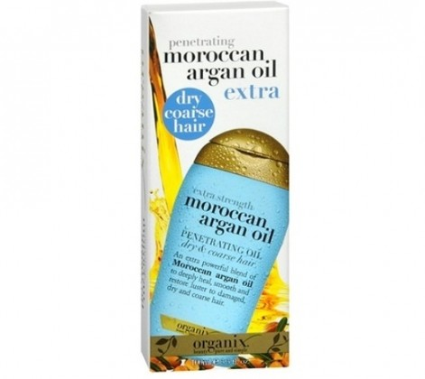 زيت Organix Penetrating Moroccan Argan Oil