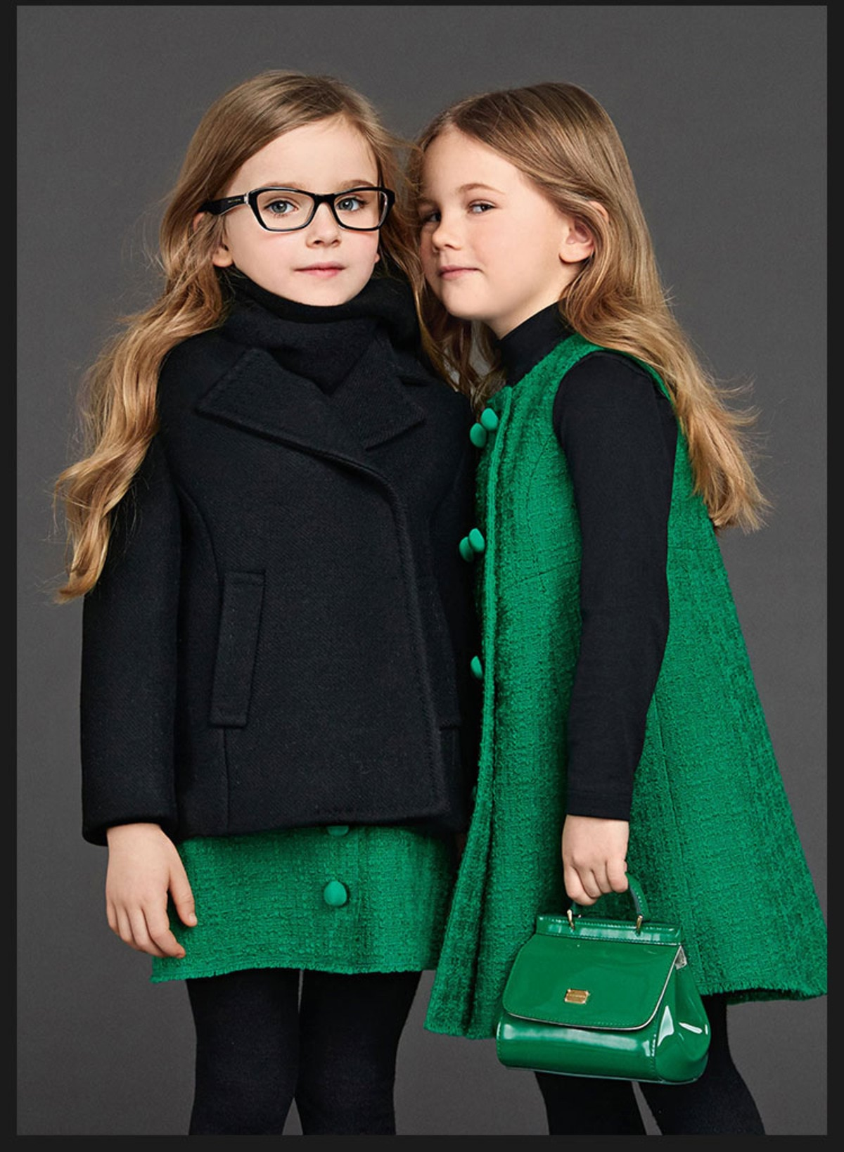 Kids-fashion-trends-and-tendencies-2016-Dresses-Slim-Girls-Party-Dress-Family-Clothes