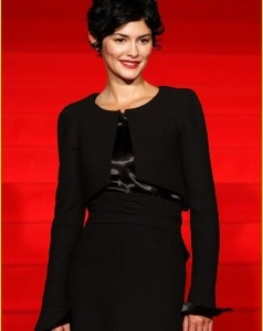 "TOKYO – SEPTEMBER 07:  Actress Audrey Tautou attends the ""Coco Avant Chanel"" Japan Premiere at Roppongi Hills on September 7, 2009 in Tokyo, Japan. The film will open on September 18 in Japan.  (Photo by Junko Kimura/Getty Images)"