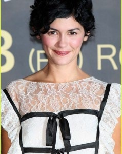 "TOKYO – SEPTEMBER 08:  Actress Audrey Tautou attends the ""Coco Avant Chanel"" press conference at Grand Hyatt Tokyo on September 8, 2009 in Tokyo, Japan. The film will open on September 18 in Japan.  (Photo by Junko Kimura/Getty Images)"