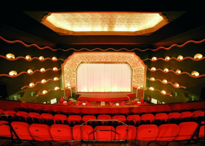 The Rex for Arts & Books. The Rex Cinema in Berkhamsted, Hertfordshire. Designed by David Nye in 1936, built in 1938, in 2004 it was reopened after restoration. Copyright: Andrew Crowleymob: 07973 254 493email: acrowley@ntlworld.comdtfe/dtac