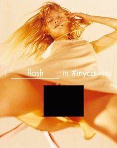 Images from the Calvin Klein Spring 2016 campaign