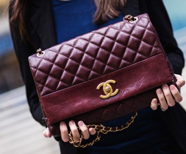 Chanel-Burgundy-Flap-Bag