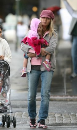 Heidi Klum Reported to be Pregnant with Third Child