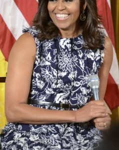 Michelle-Obama-Creatures-Wind-Dress-July-