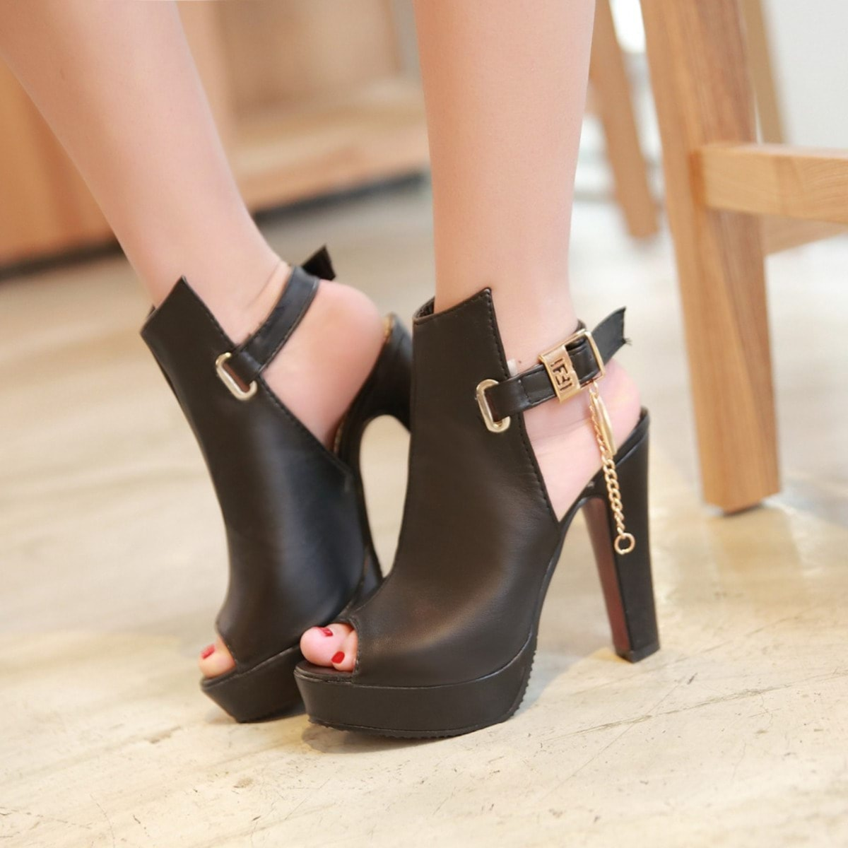 Shoes-Woman-2015-New-Arrival-Thick-Heel-Platform-Fashion-Party-High-Heels-Hot-Sale-Open-Toe