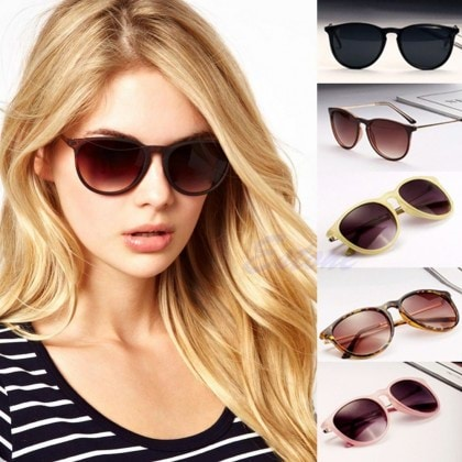 Women-s-Classic-Cat-Eye-Sunglasses-Retro-Metal-Frame-Eyeglasses-Eyewear-Shades