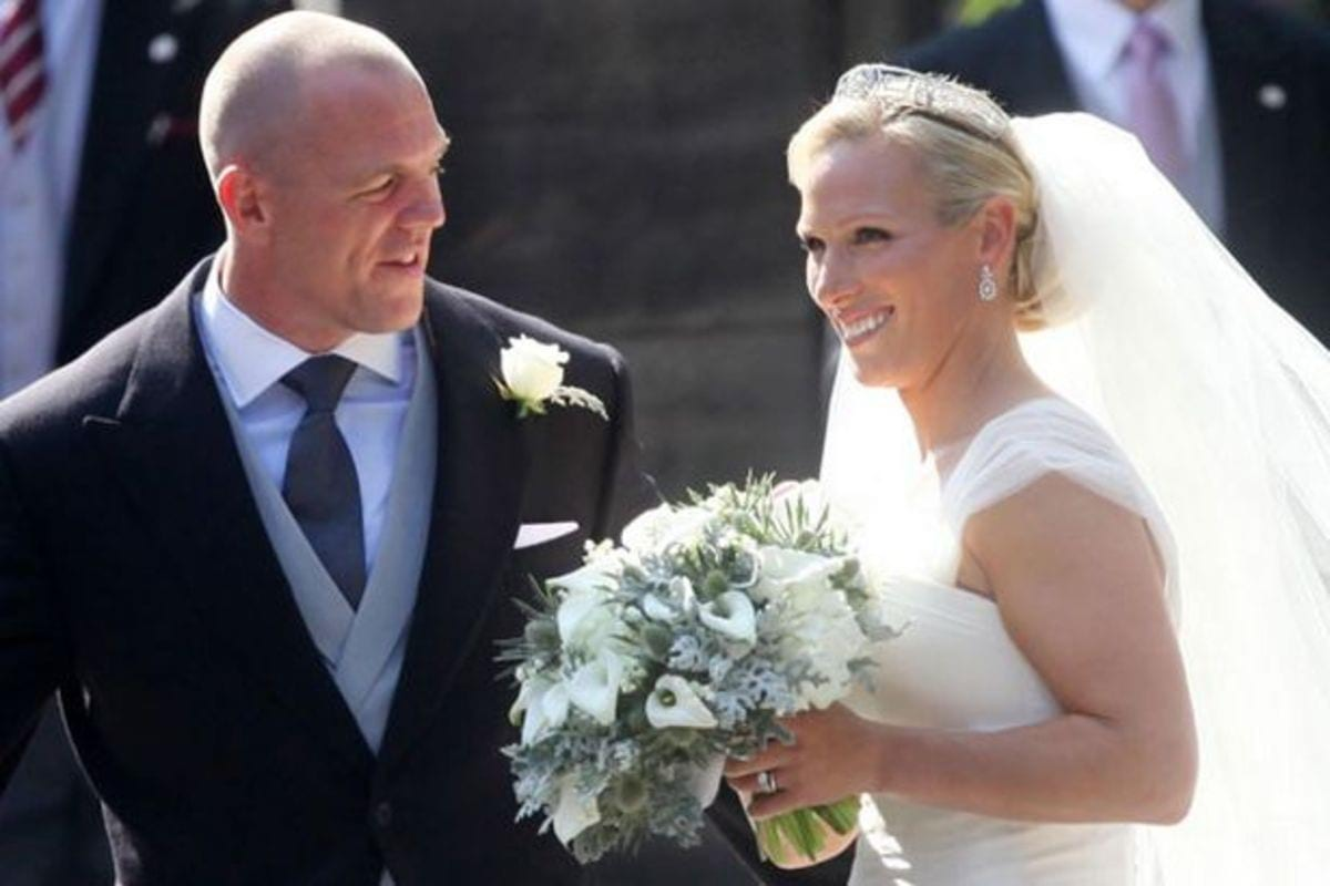 Zara-phillips-and-Mark-Tindall-wedding
