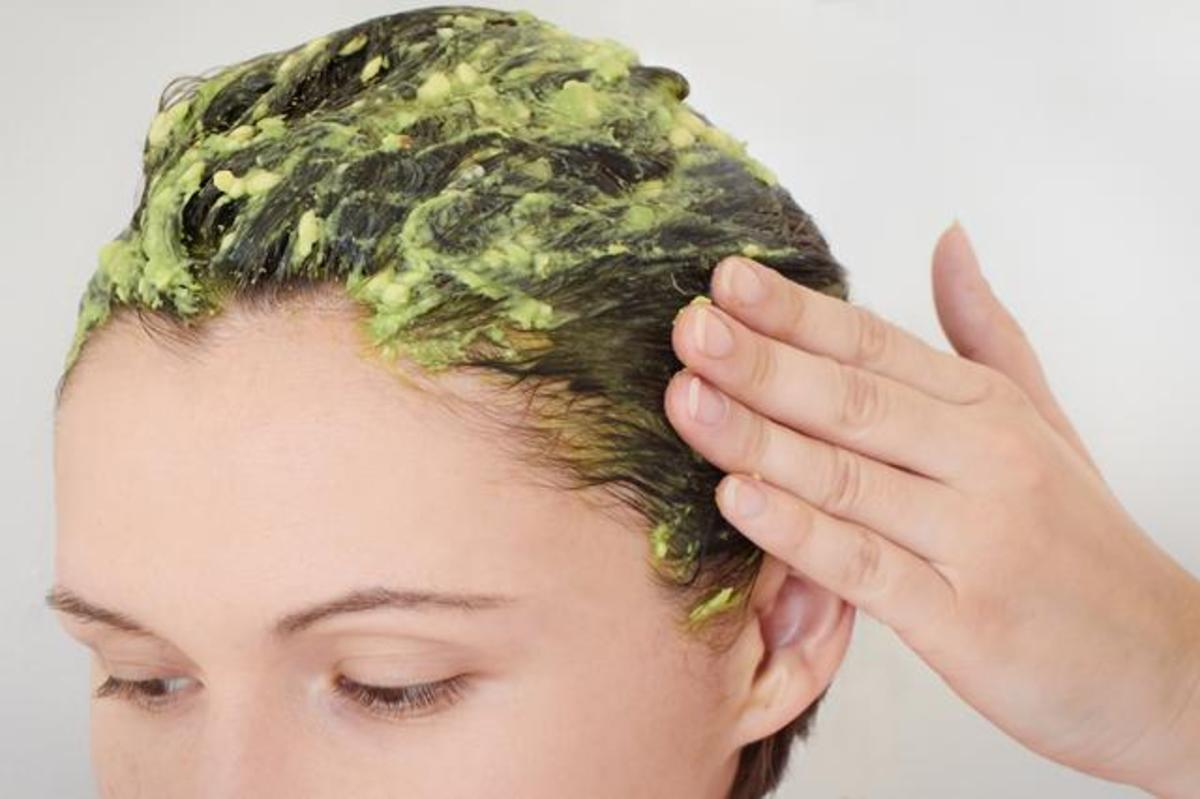 Avacado-Hair-Mask