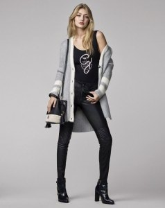Gigi-masters-art-layering-wearing-simple-tank-under-her