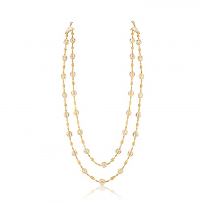 Liali NK0003631 - Two Line Necklace AED 30000
