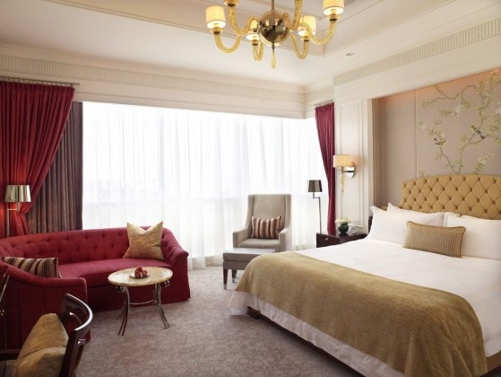 The St. Regis Singapore - Grand Deluxe Room