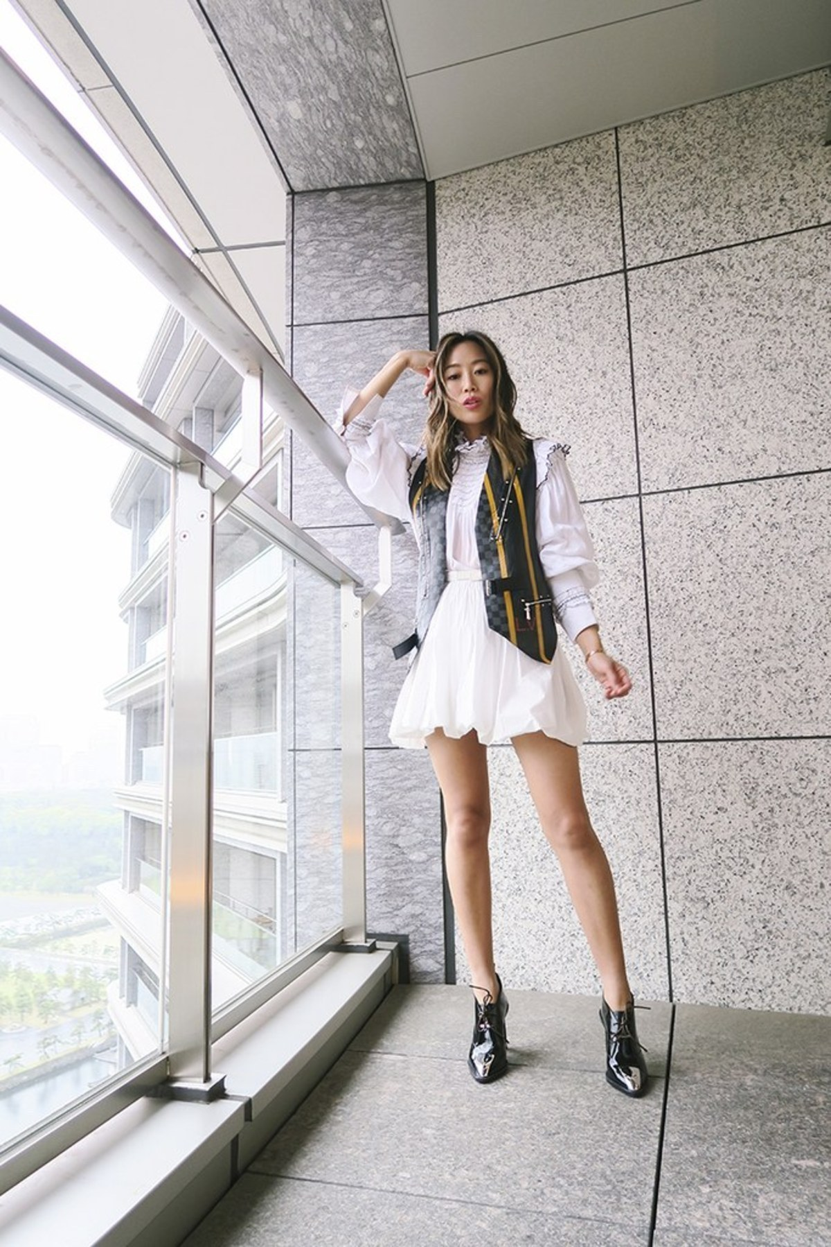 aimee-song-of-style-boots-white-skirt
