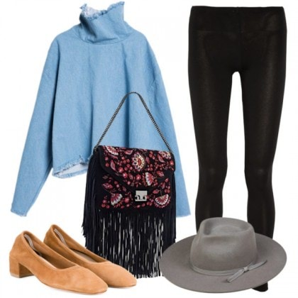 how-to-wear-leggings-denim-turtleneck-600x600