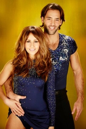 "ITV undated handout photos of Samia Ghadie and partner Sylvain Longchambon who have finally admitted that they are in a relationship - but insisted that the French skater was not unfaithful. PRESS ASSOCIATION Photo. Issue date: Tuesday March 5, 2013. Ghadie, 30, who shot to fame on Coronation Street, told OK! magazine that she had introduced Longchambon, 32, to her young daughter because she is sure that the couple have a future together. The pair said that Longchambon ended his relationship with Hollyoaks actress Jennifer Metcalfe before they got together, with Ghadie telling the magazine: ""If Sylvain had tried anything on with me when he was with his ex, I wouldn't be with him now. I wouldn't be able to trust him."" See PA story SHOWBIZ Ghadie. Photo credit should read: Nicky Johnston/ITV/PA Wire NOTE TO EDITORS: This handout photo may only be used in for editorial reporting purposes for the contemporaneous illustration of events, things or the people in the image or facts mentioned in the caption. Reuse of the picture may require further permission from the copyright holder."