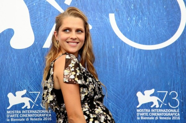 "Actress Teresa Palmer attends the photocall for the movie ""Hacksaw Ridge"" at the 73rd Venice Film Festival in Venice"