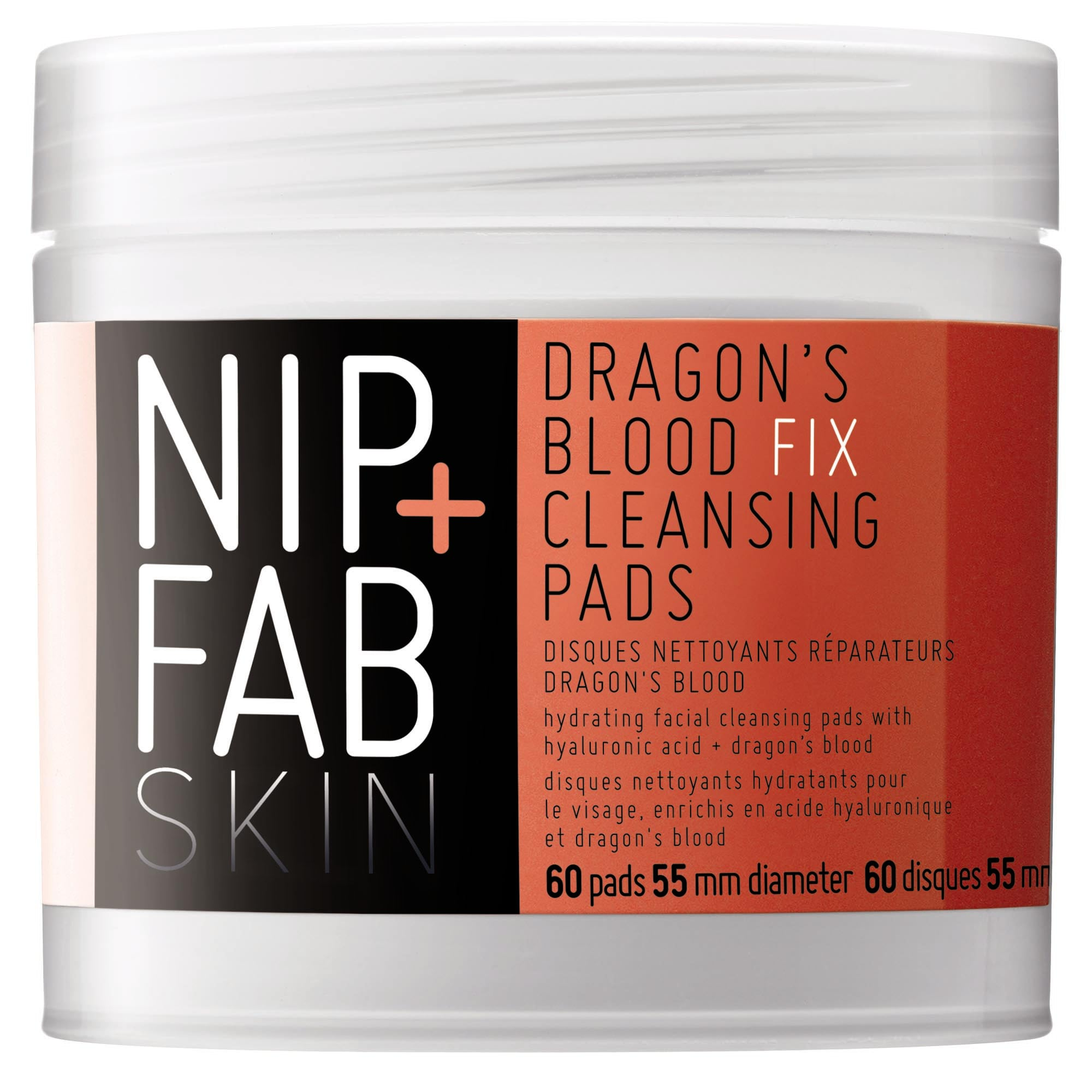 DRAGONS BLOOD FIX CLEANSING PADS