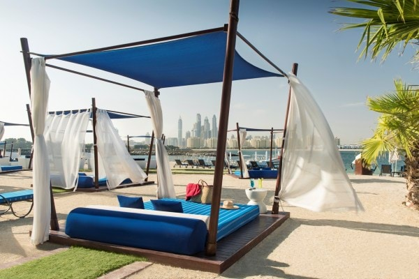 Rixos The Palm - Beach Cabana - Low Res
