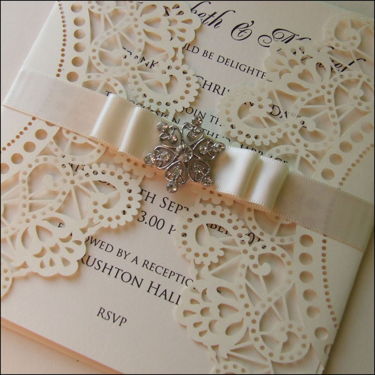 cream-lace-effect-lasercut-wedding-invitation
