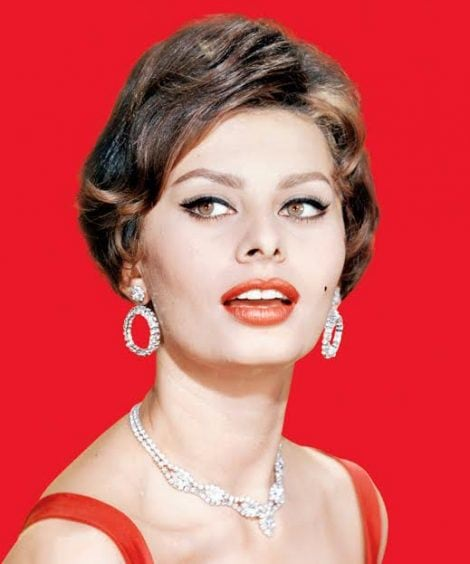 Italian actress Sophia Loren, circa 1960. (Photo by Silver Screen Collection/Getty Images)