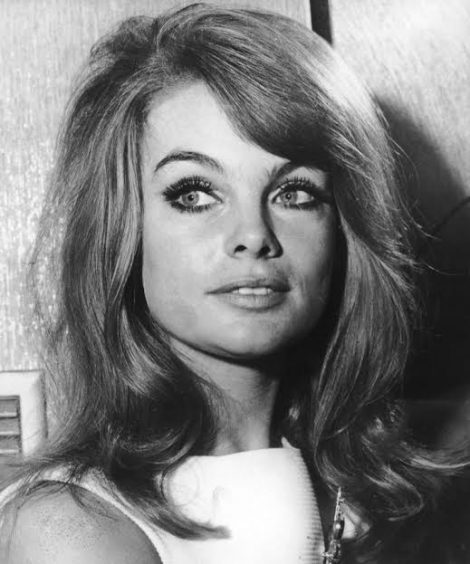 British model Jean Shrimpton, 1965. (Photo by Keystone/Hulton Archive/Getty Images)