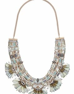 Accessorize Freya Wow Statement Necklace_AED215