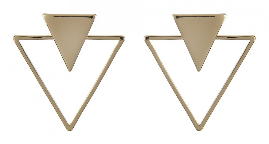 Accessorize Mixed Shape Stud Earring_AED40_
