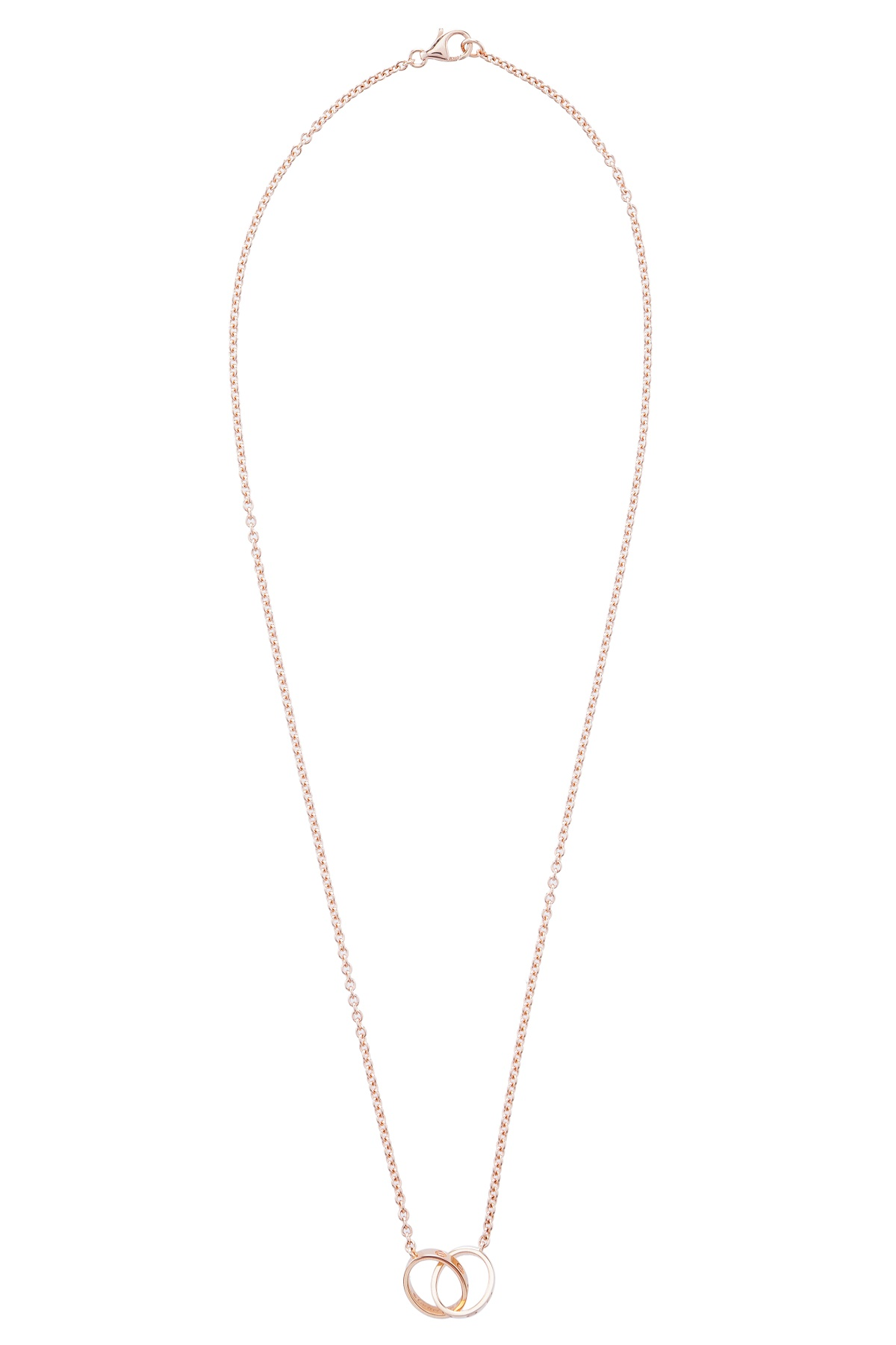Cartier 750 Pink Gold Love Necklace- AED 7031- Reebonz.ae-2