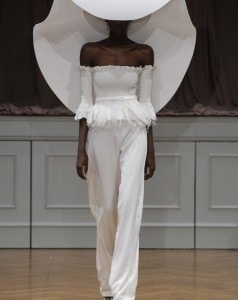 Alon Livne White 2017 Bridal Collection Runway Show