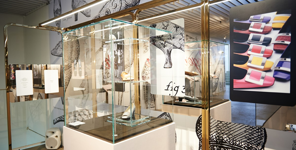 Roger Vivier 'Icons Connected' exhibition