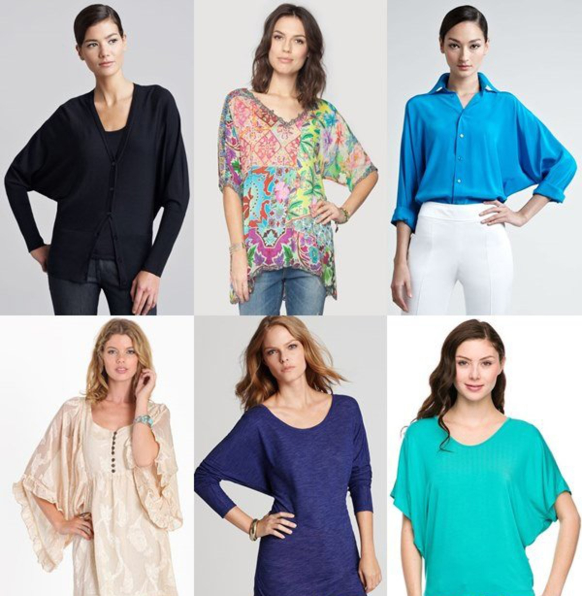 Women-Tops-with-Dolman-Sleeves