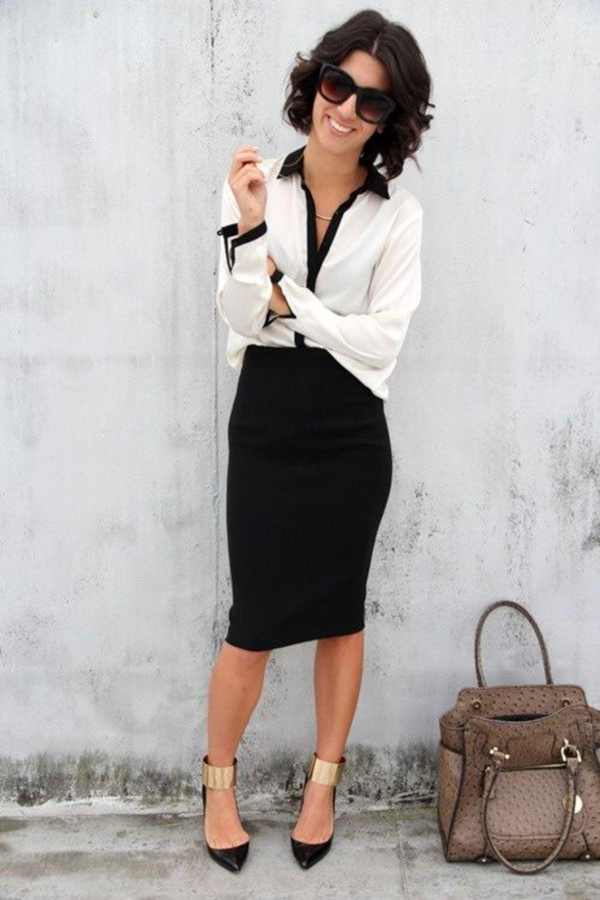 gorgeous-and-girlish-pencil-skirt-outfits-for-work-16