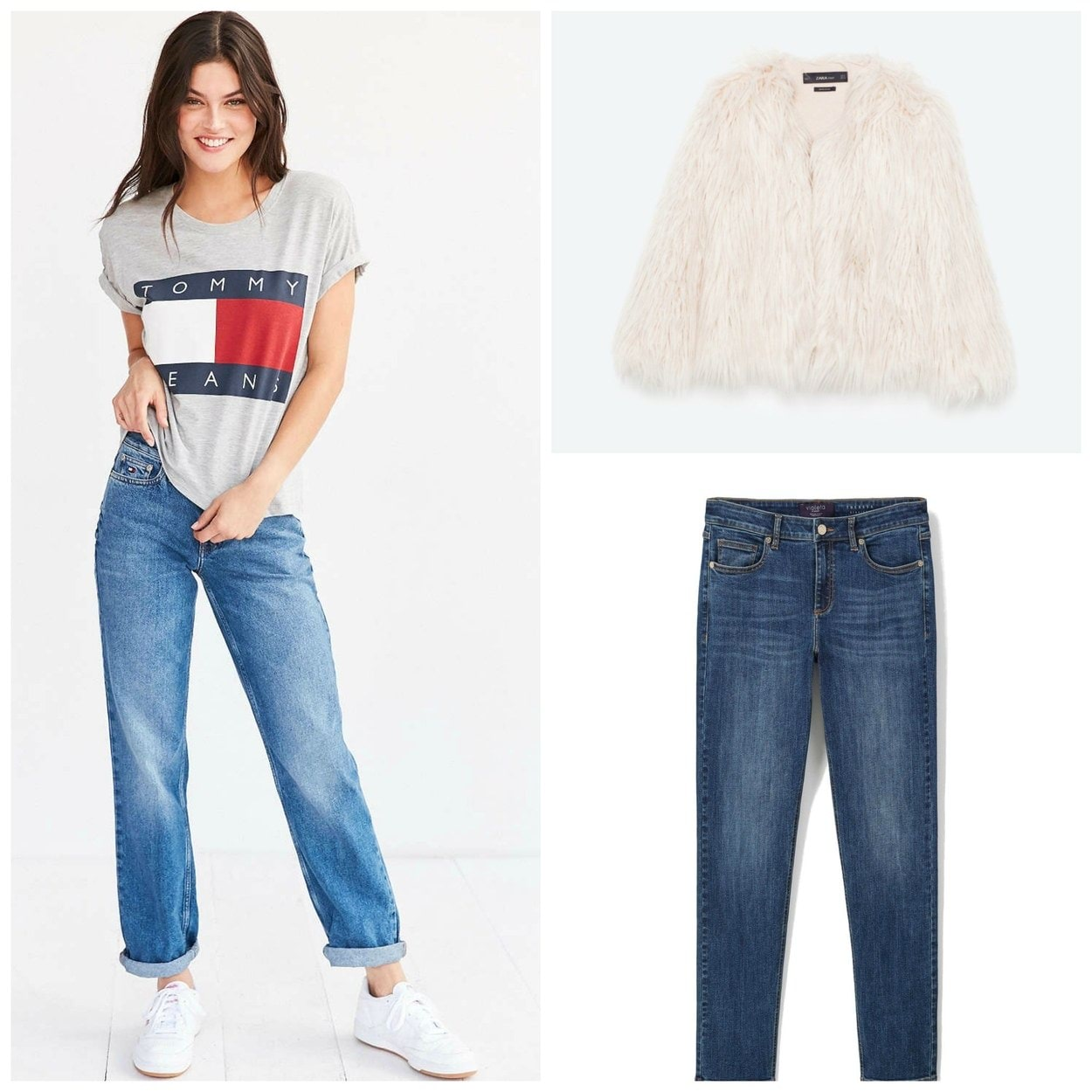 tommy-logo-tee-fur-coat-collage