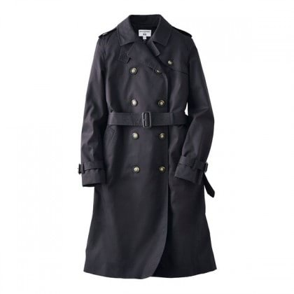 uniqlo-trench
